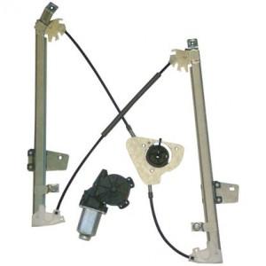 mecanisme leve vitre electrique NISSAN QASHQAI (01/2007-) - 4 Portes Avant Coté Conducteur AVEC MOTEUR